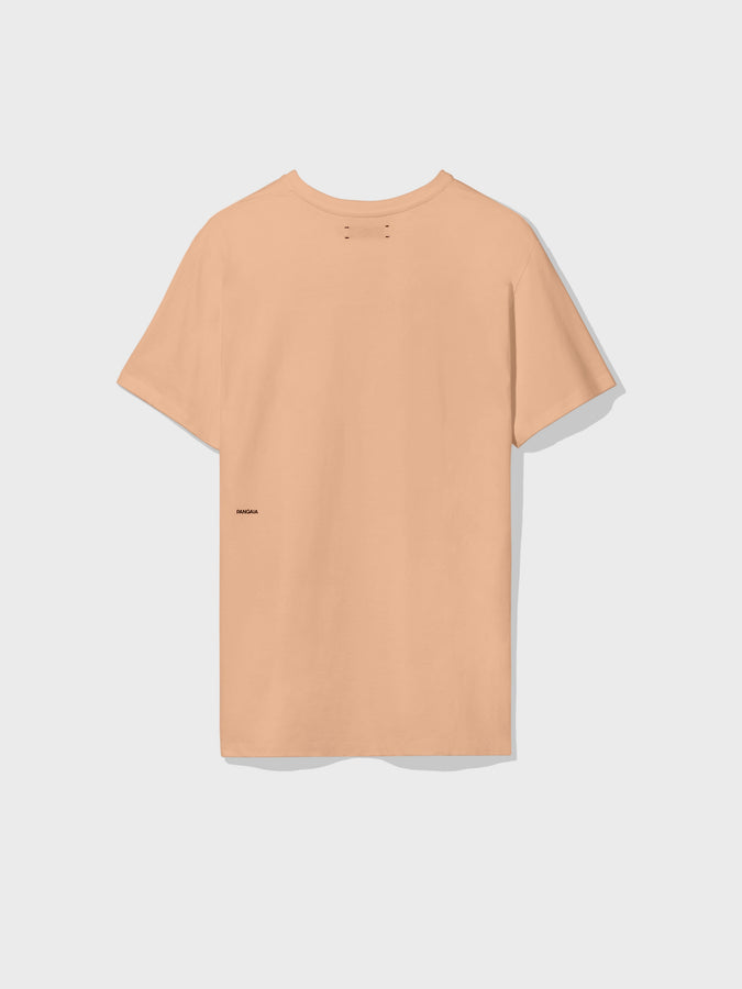 Botanical dye t-shirt—terracotta