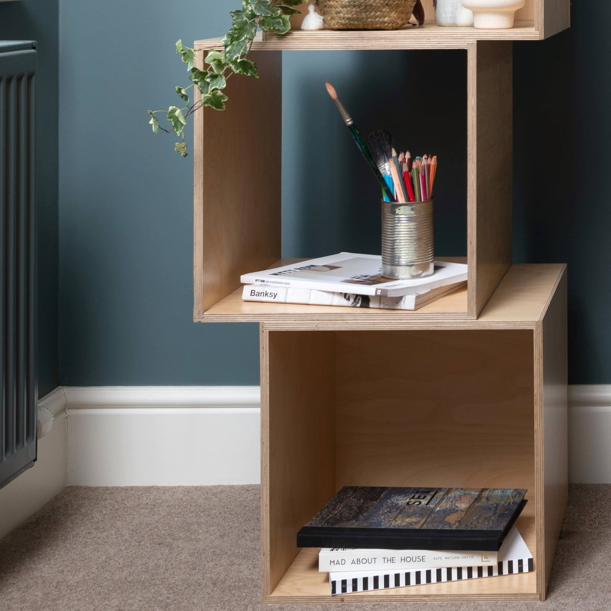 Spacestor Palisades Bookcase