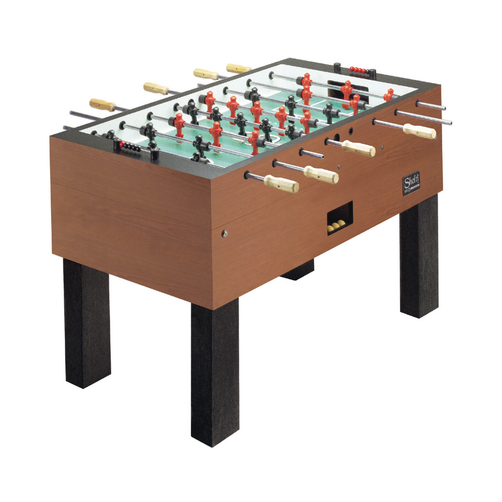 Shelti Pro Foos III Foosball Table (Free Play Model)