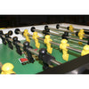 Tornado T-3000 Black Foosball Table (Three Goalies)