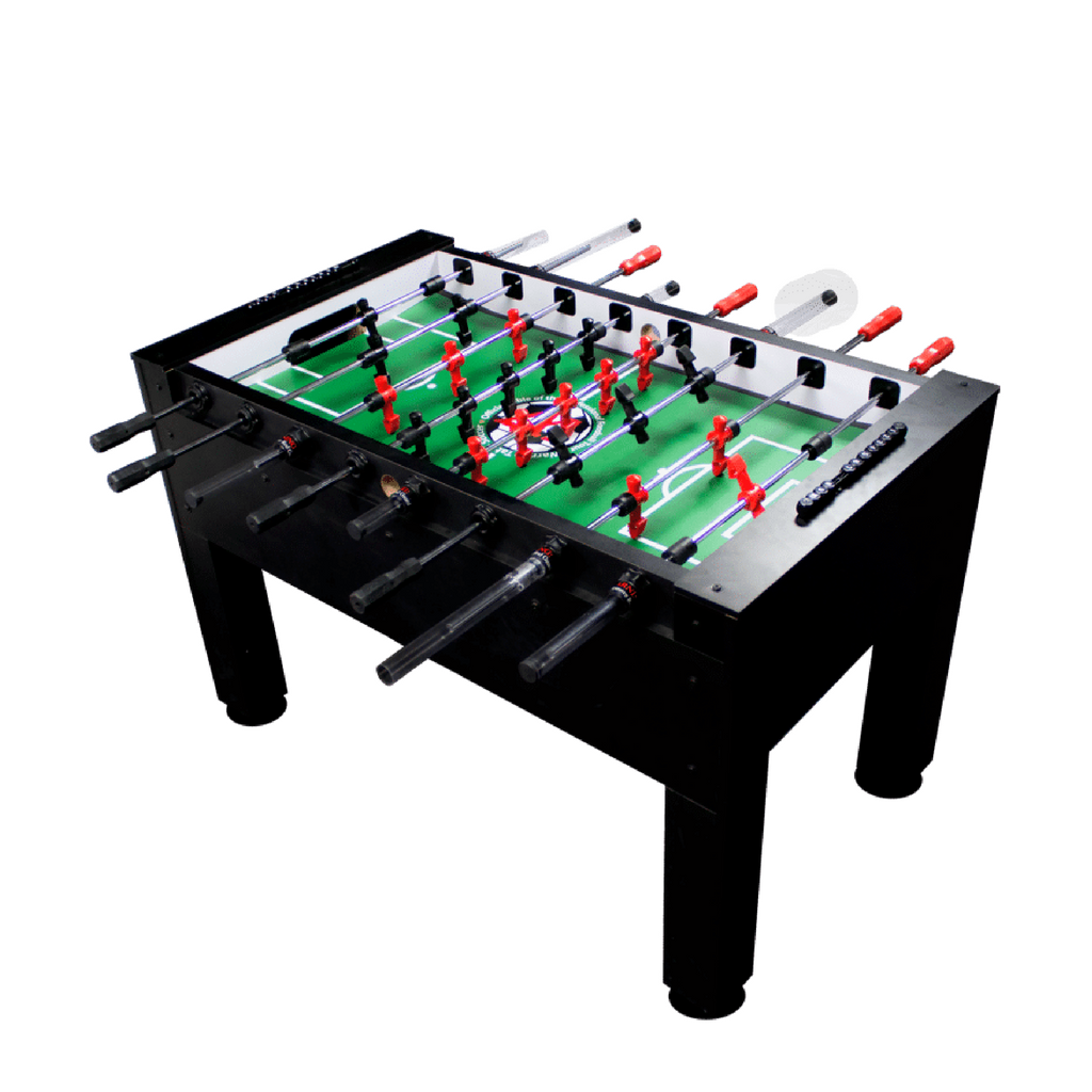 Warrior Table Soccer Professional Foosball Table (3 Years Extended Warranty)