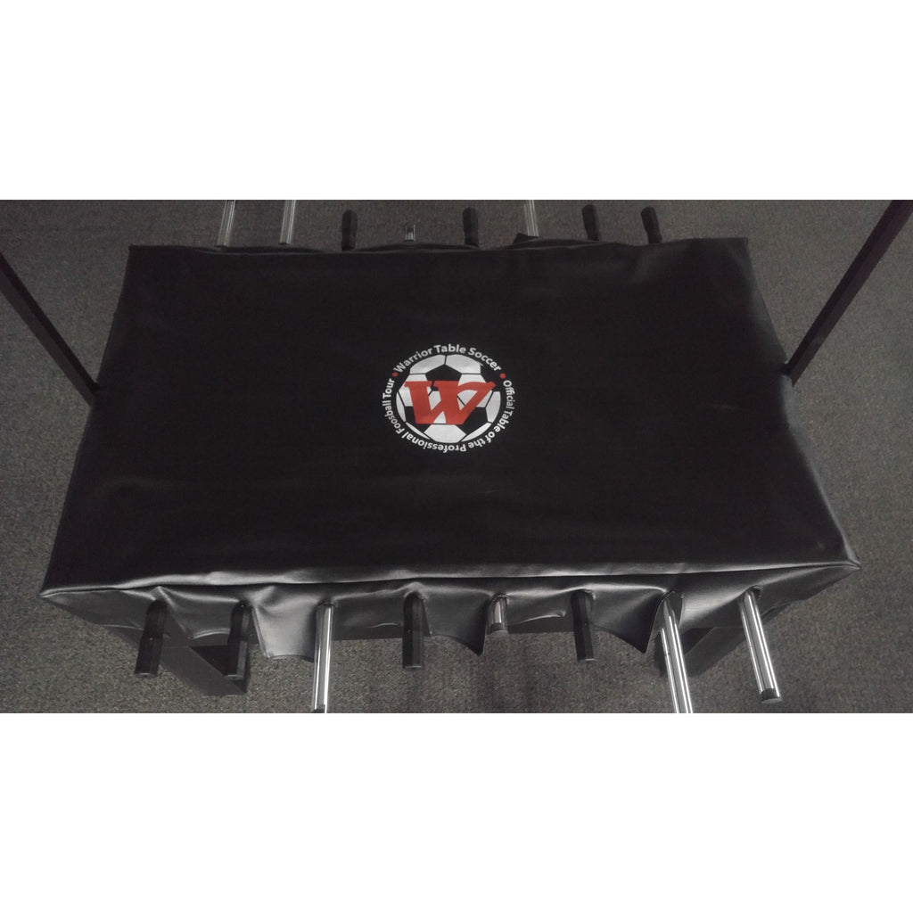 Warrior Foosball Table Cover