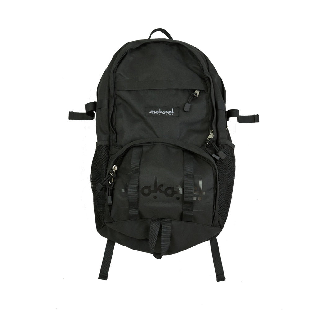BLACK BAGPACK MOKOVEL