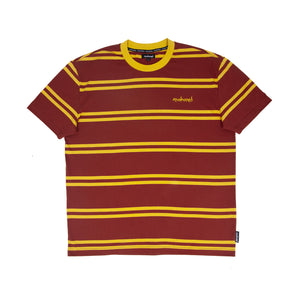Charger l'image dans la galerie, STRIPED RED MOKOVEL TEE