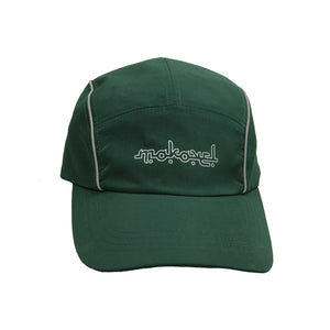 Load image into Gallery viewer, JENNY'S CAP GREEN PLATINUM & REFLECTIV