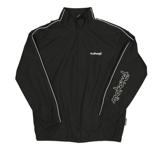 Load image into Gallery viewer, JENNY'S TRACKSUIT JACKET BLACK & REFLECTIV