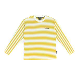 Charger l'image dans la galerie, LONG SLEEVE YELLOW MARINIERE