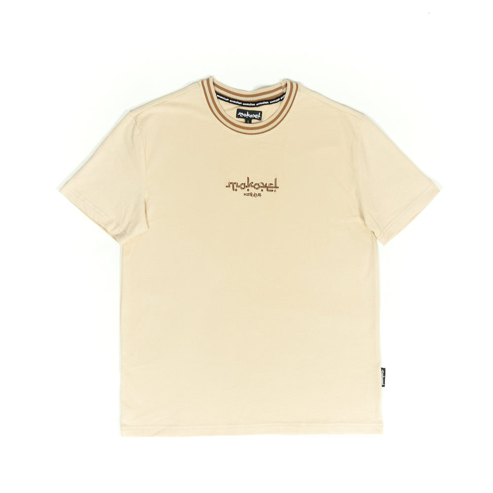 Charger l'image dans la galerie, CLASSIC BRUSHING BEIGE TEE