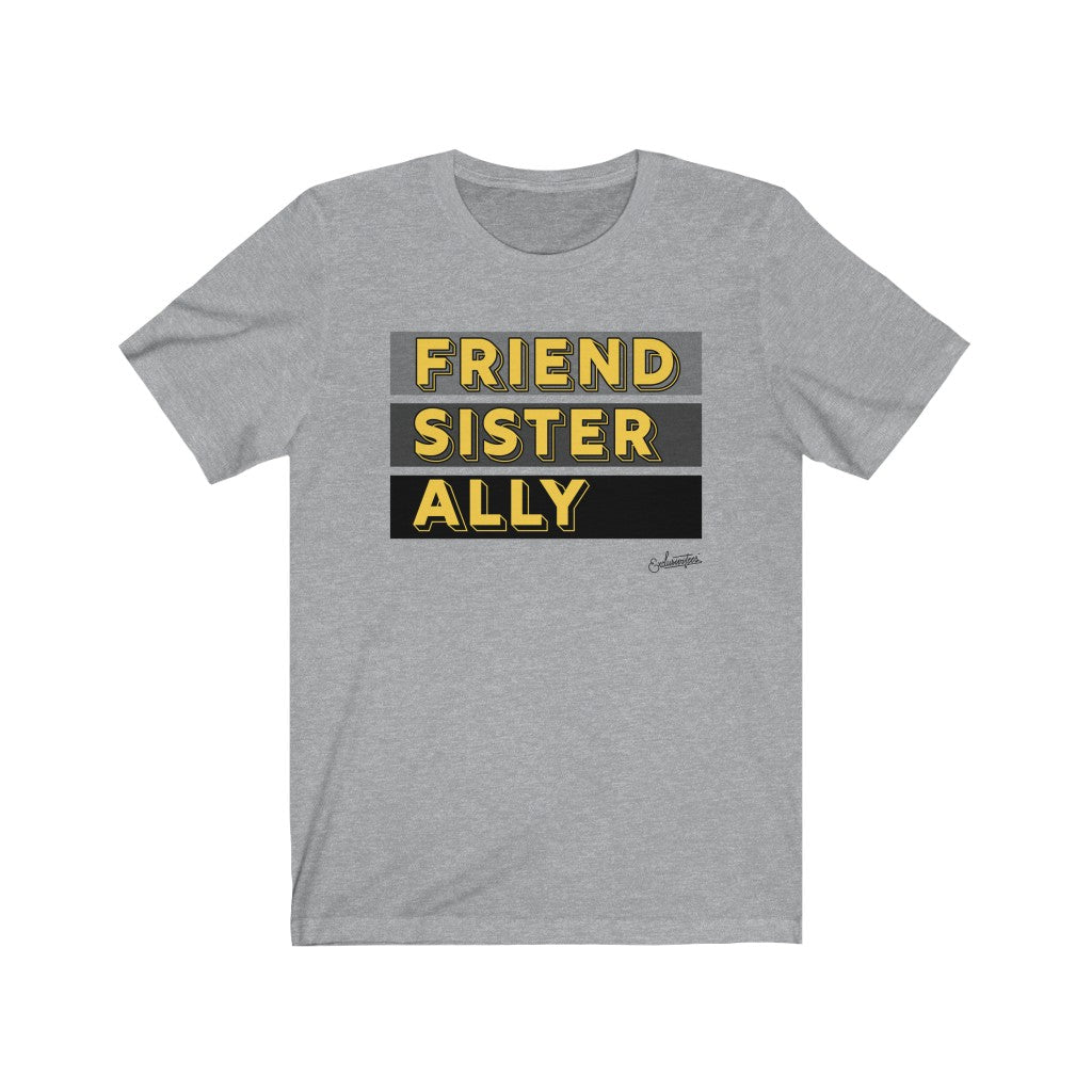 Friend Sister Ally Short Sleeve Tee