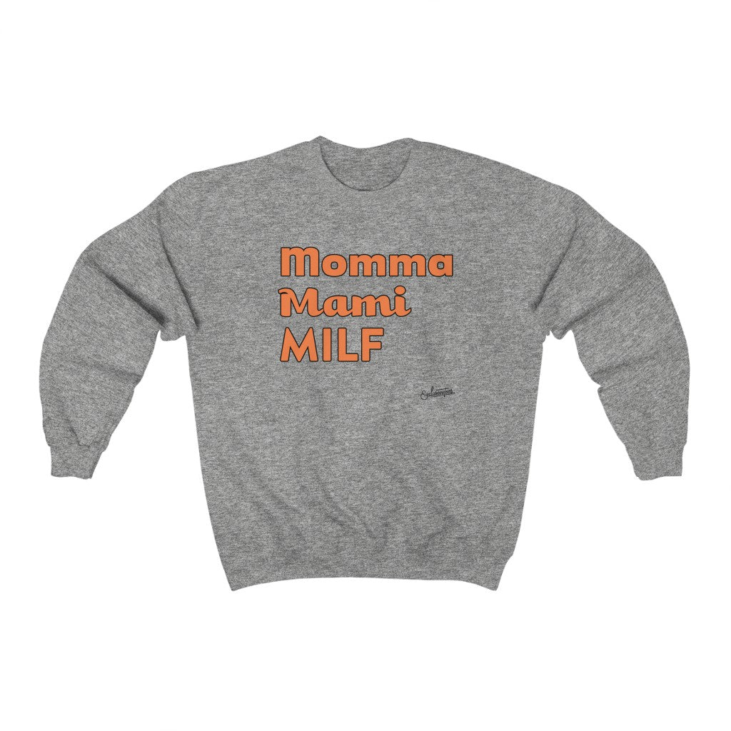 Momma Crewneck Sweatshirt