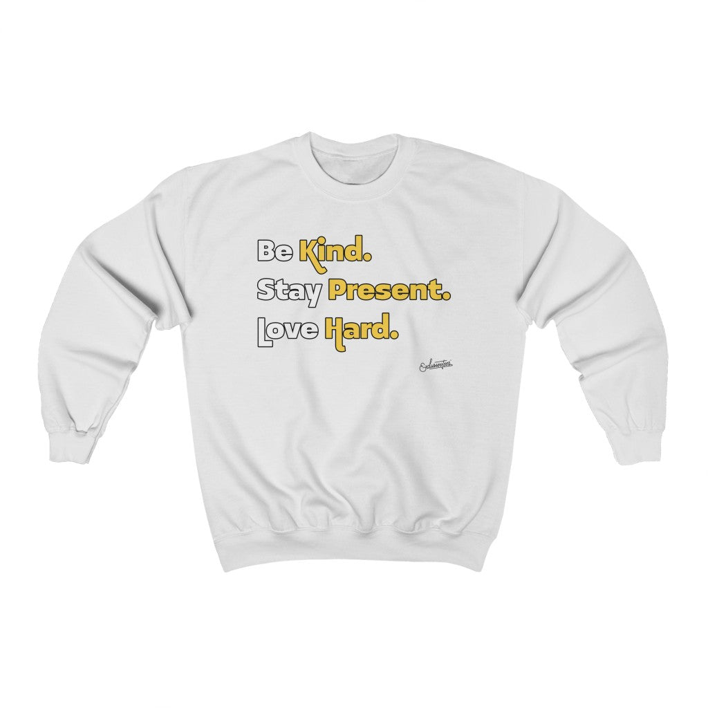 Love Hard Crewneck Sweatshirt