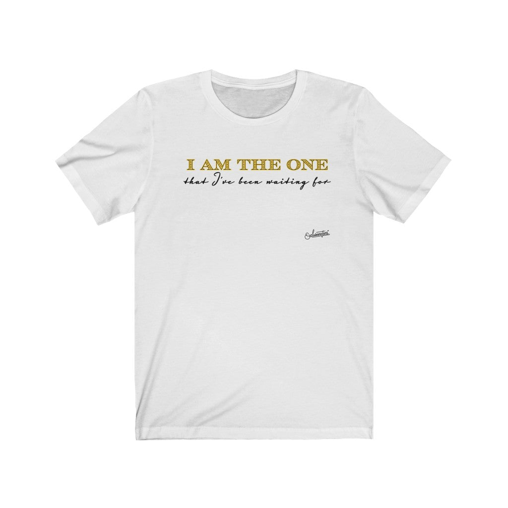I Am The One Short Sleeve Tee