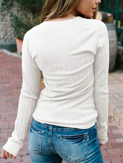 Soft Pull-on Sweater
