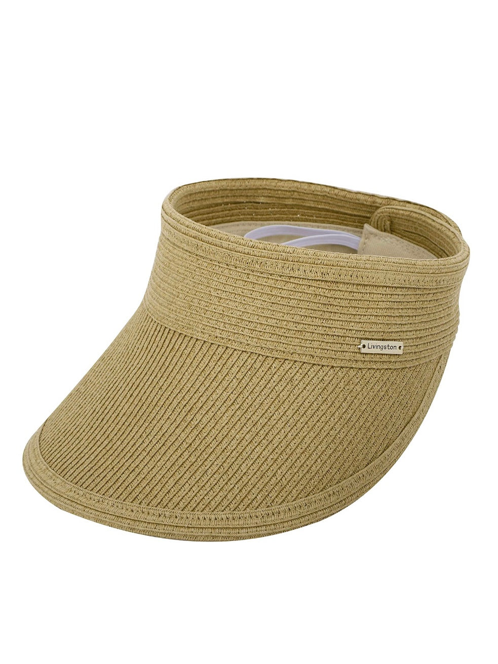 Women's Beach Straw Sun Hat Visors
