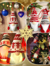 Set of 4 Gnome Lights