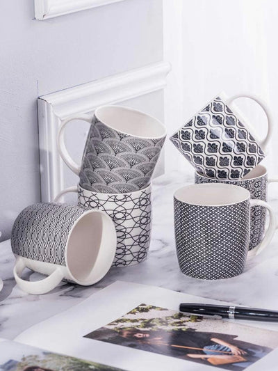 Geometric Patterns  Mugs