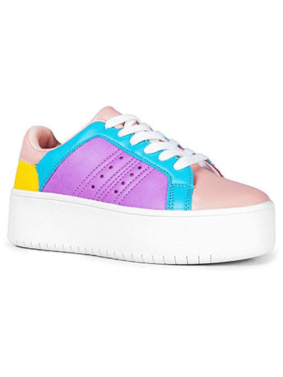 Multicolored Sneakers