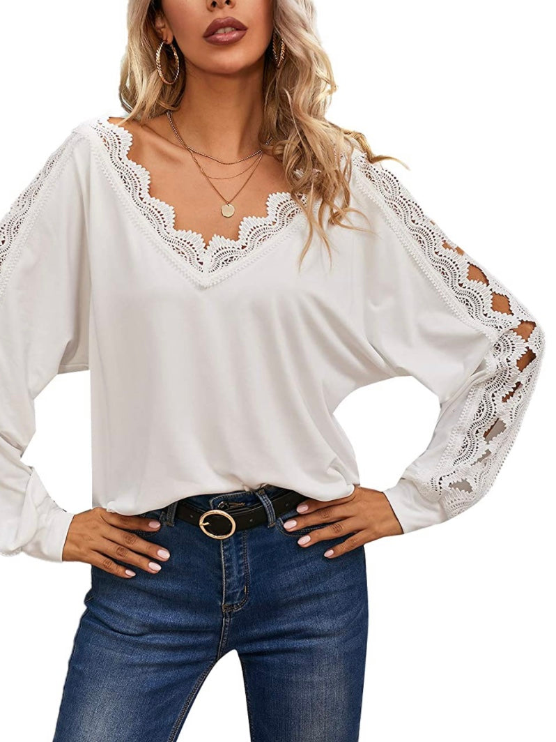 Diamonds Sleeves Top