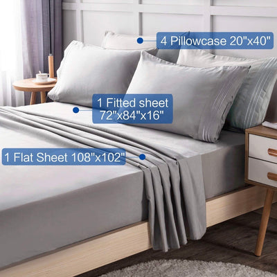 Gray Sheets Set
