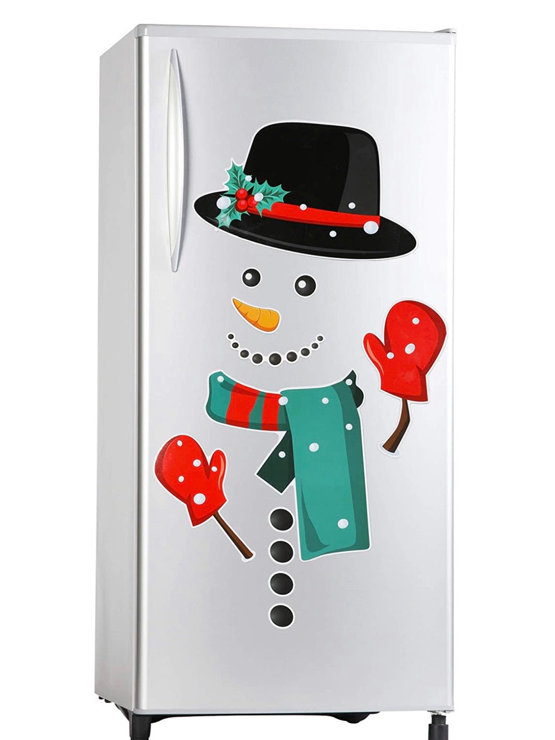 Snowman Refrigerator Magnets