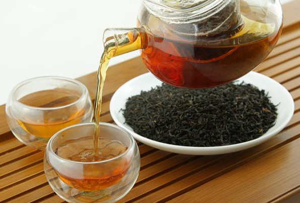 Is drinking black tea good for heart health?