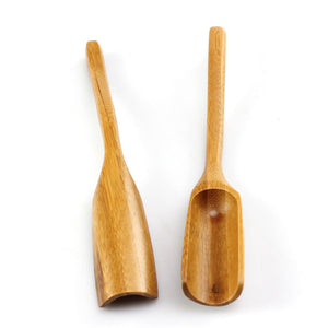 bamboo tea spoon