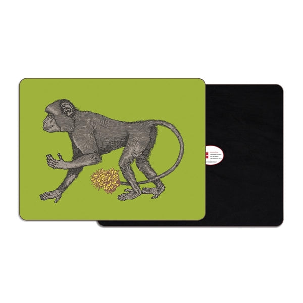 Monkey Rectangular Placemat