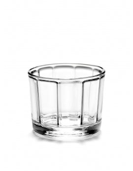 Low Glass Tumbler by Serax