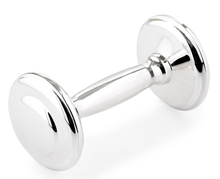 Silver Rattle - Dumbbell