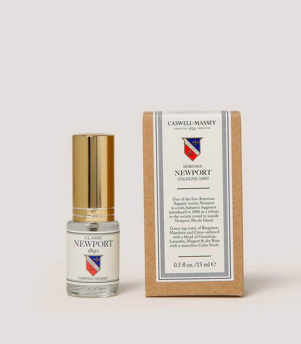 Heritage Newport - 15ml Cologne