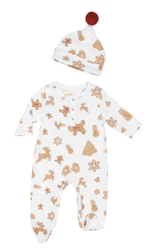Gingerbread Pajamas