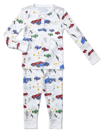 Race Car Pajamas