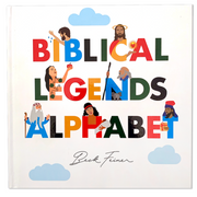 Biblical Legends Alphabet Book