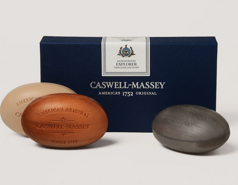 Caswell Massey Soap-Explorer