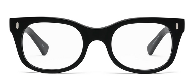 Eye Glasses BIXBY - Matte Black