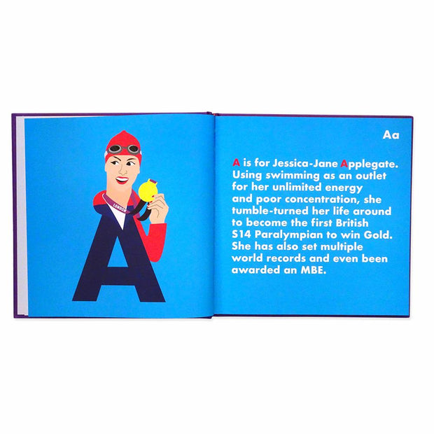 Autistic Legends Alphabet Book