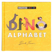 Dino Alphabet Legends Book
