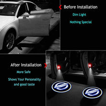 Load image into Gallery viewer, Universal Wireless LED Car Logo Welcome Light - Destiny Bargain