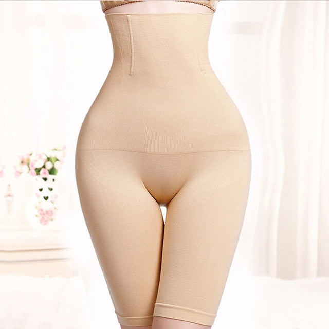Seamless Women High Waist Body Shaper - Destiny Bargain