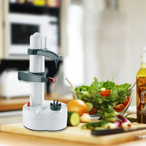 Electric Vegetables and Fruit Peeler - Destiny Bargain