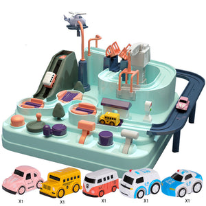 Car Adventure Maze | Intellectual Development Interactive Toy - Destiny Bargain