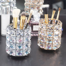 Load image into Gallery viewer, Luxurious Makeup Brush Organizer - Destiny Bargain