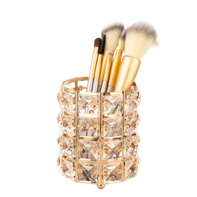 Luxurious Makeup Brush Organizer - Destiny Bargain
