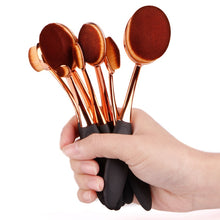 Load image into Gallery viewer, Oval Make Up Brush Set - Destiny Bargain