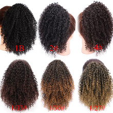 Load image into Gallery viewer, Short Afro Curly Ponytail Hair Extensions - Destiny Bargain