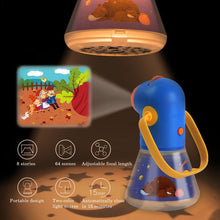 Load image into Gallery viewer, Multifunctional Starry Night Light Story Projector - Destiny Bargain