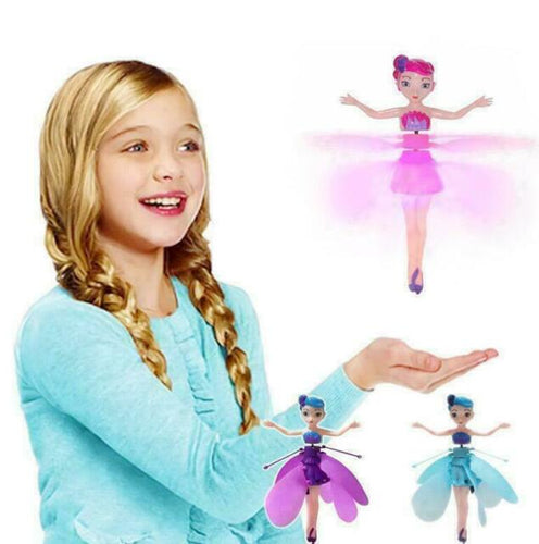 Flying Fairy Princess Dolls - Destiny Bargain