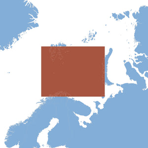 Barents Sea - Enhanced Potential Field