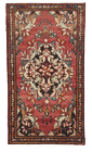 Traditional Hand Knotted Red Orange Rug 2'3 x 4' - IGotYourRug