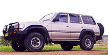 Toyota 80 Series LandCruiser Tough Dog Suspension